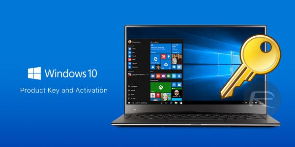 Windows 10 Product Key Generator {For All Version} 64-bit/32-bit