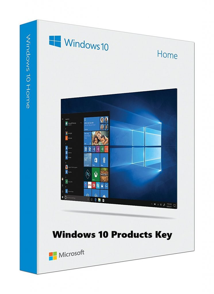 Windows 10 Product Key Crack 64 - 32 bit Activation Full Version