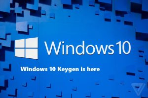 Windows 10 Product Keygen Full Version 2018 {64-bit/32-bit}